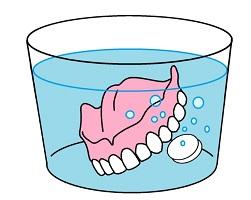 7.16入れ歯洗浄剤